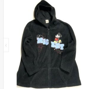 Disney 3X 22W 24W Mickey Mouse Fleece Jacket